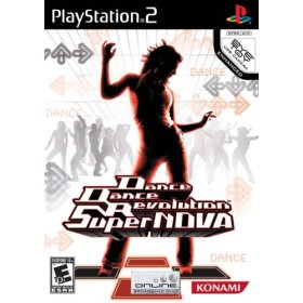 Dance Dance Revolution SuperNOVA for PlayStation