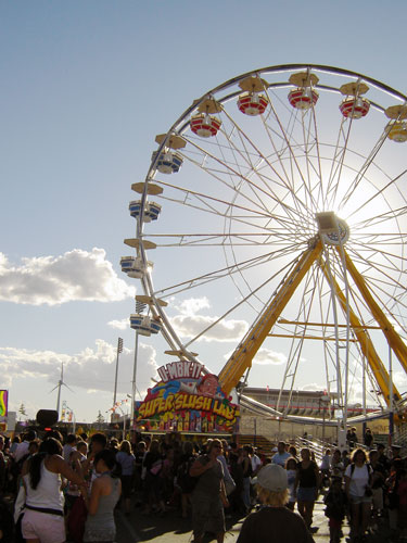 The Midway at The Ex