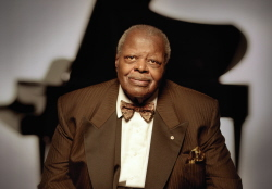 Oscar Peterson - Courtesy of Universal Music Canada