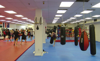 The facilities at TKMT Academy in Toronto - courtesty of tkmt.ca