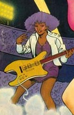 Shana Elmsford from Jem and the Holograms