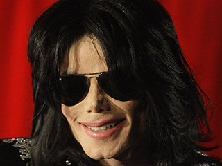Michael Jackson - AP Photo/Joel Ryan
