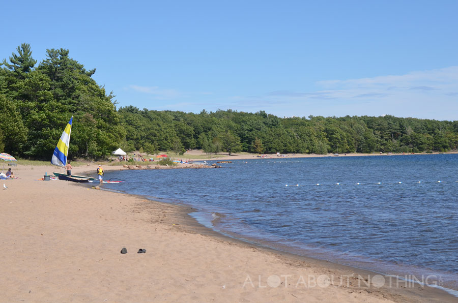 Camping At Killbear Provincial Park A Lot About Nothing